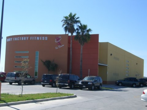 Body Factory Fitness Club